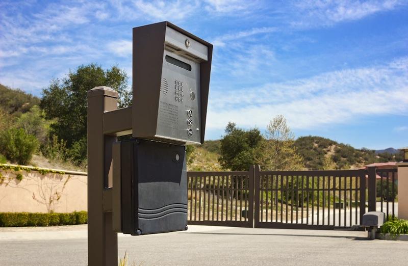 contrôle accès parking sur Lyon, Saint-Etienne